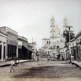 Calle Comercio ( Fechada el 10 de Febrero de 1919 ).