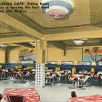 Interior del Florida Bar & Cafe (Avenida Juárez No. 300)