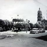 Plaza de la constitucion.