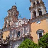 Santuario de Nuestra Señora de la Soledad. Abril/2017