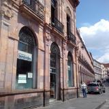 Avenida Hidalgo, ciudad de Zacatecas. Abril/2017