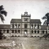 Escuela La Granja ( Circulada el 20 de Noviembrede 1951 ).