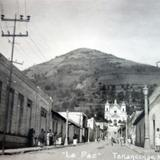 Escena Callejera  La Paz.