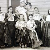 Tipos Mexicanos  folclor de Uruapan.