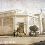 Mercado de San Francisco Fechada en 1913.