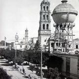 San Francisco y torre hidraulica Circulada el 19 de Noviembre de 1931.