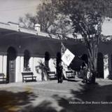 Oratorio de Don Bosco Santo en Silao Guanajuato fechada el 14 de Diciembre de 1942.