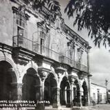Edificio Colonial donde celebraba sus juntas Don Miguel Hidalgo y Costilla.