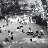 Balneario agua Hedionda.
