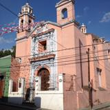 Templo en el Barrio El Alto. Abril/2017