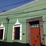 Fachadas en el Barrio El Alto. Abril/2017