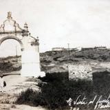 Vista de el Fuerte de Loreto.