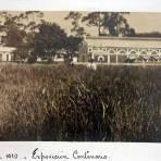 Exposicion de Establos conmemorando el Primer Centenario de la Independencia de Mexico Sep-1910.
