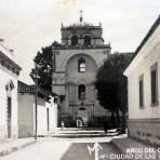 Arco de el Carmen.