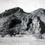 Cerro de el Mercado.