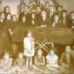 Post mortum 1938 Cd. de Mexico