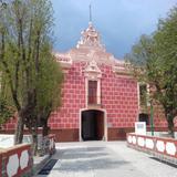 Ex-fábrica de hilados y tejidos de San Luis Apizaquito (1897). Abril/2017