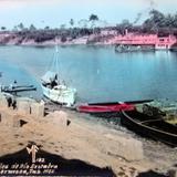 Detalles de el Rio Grijalva.