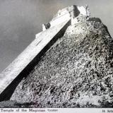 El templo de los Magos circulada en 1959.