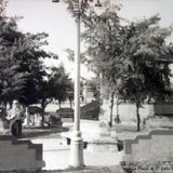 La Plaza de El Salto de Juanacatlan Jalisco.