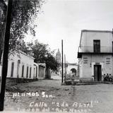 Calle dos de Abril.