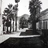 Escena Callejera Alamos Sonora.
