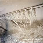Puente el Marquez Uruapan Michoacan.