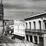 Avenida Mexico.