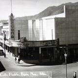Calle Puebla y cine Azcona.