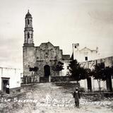 Templo de la Soledad.