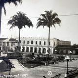 Parque 21 de Mayo ( Circulada el 29 de Noviembre de 1929 ).