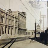 Avenida Hidalgo ( Circulada el 4 de Octubre de 1930 ).