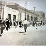 El lugar es Nogales / Sonora Un Agente Aduanal.