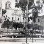 Iglesia de San Francisco Pachuca Hidalgo .