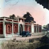 Hotel casa blanca ( Circulada el 2 de Septiembre de 1944 ).