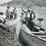 Embarcando Chapala Jalisco.