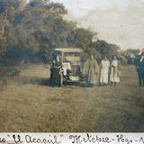 Paseo el Acocul fechada en 1925.