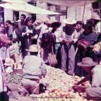 Dia de Mercado Tenancingo, Edo. de México 1956
