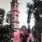 La Iglesia de Tlaltenango.