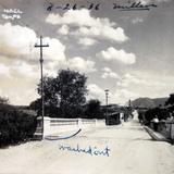 Carretera nacional ( Circulada el 26 de Agosto de 1936 )
