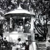 Plaza de Taxco Guerrero Febrero de 1946