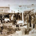 Mercado callejero.