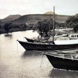 El rio Lerma por  el fotografo Walter P. Hadsell.