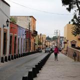 Calle Agustín Rivera