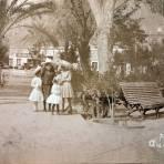 La Plaza de Guaymas.