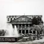 Antiguo teatro Degollado.
