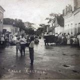 LUGAR DESCONOCIDO Calle Castillo.