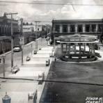 La plaza Machado ( Fechada el 26  de Novirmbre de 1953 ).