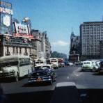 Avenida Juárez de la Cd.de México (c. 1953)