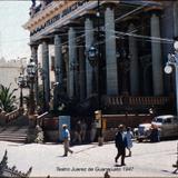 Teatro Juarez de Guanajuato (c. 1953)